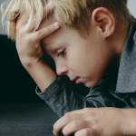O ritmo de vida acelerado tem aumentando o numero de casos de transtorno de ansiedade entre crianças