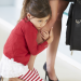 Ansiedade de separação é um dos tipos de transtorno de ansiedade que pode afetar crianças