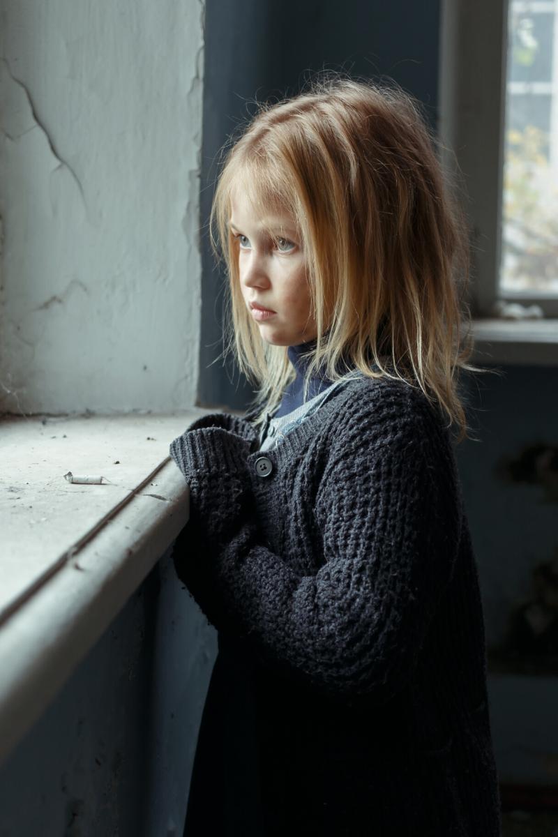 Isolamento social pode ser um sintoma de depressão infantil